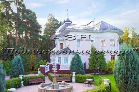 Горьковское ш. 38 км от МКАД, Ногинск, Усадьба 498 кв. м - Фото 1