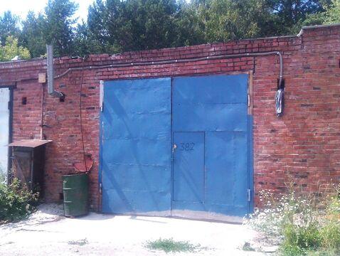 Продажа гаража, Новосибирск, м. Речной вокзал, Ул. Тимакова - Фото 1