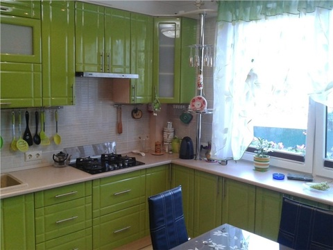 2 комнатная квартира ул. Красносельская, Купить квартиру в Калининграде по недорогой цене, ID объекта - 316375778 - Фото 1