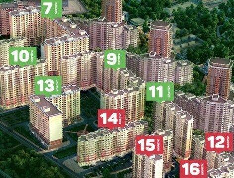 2-комнатная квартира в г. Звенигород Восточный р-н - Фото 1