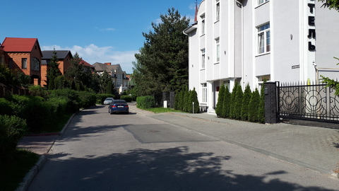 Участок в элитном р-не Калининграда ул.Д.Бедного парк М.Ашмана 1.64 Га - Фото 4