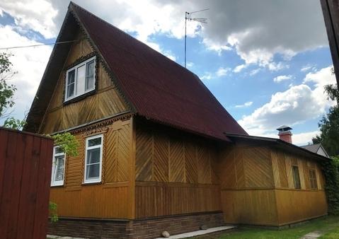 Дача 75 кв.м. с баней на участке 16 сот в СНТ Прибрежный д.Захарово - Фото 1