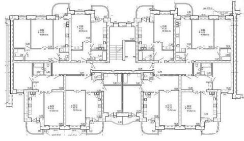 2к квартира на Нормандии-Неман с инд.отоплением - Фото 4