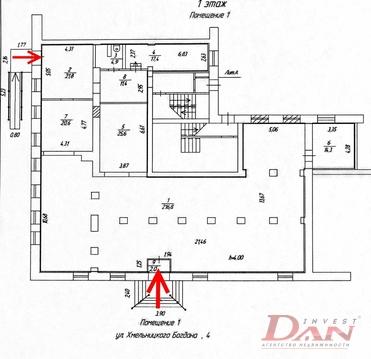 Коммерческая недвижимость, ул. Богдана Хмельницкого, д.4 - Фото 4