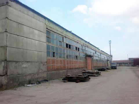 Складской Комплекс с жд веткой, 34204 кв.м, участок 9,1 Гектара - Фото 2
