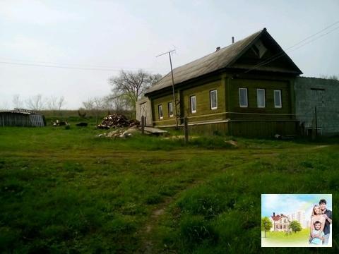 Продам дом в п. Фабричные Выселки, в Новоспасском районе - Фото 1