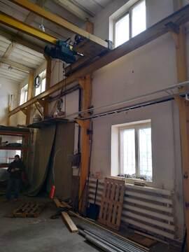 Производственное помещение 390 кв.м, кран балка 3т. - Фото 3