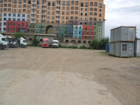 Сдается ! Открытая площадка 600 кв. м Закрытая, охраняемая территория - Фото 3