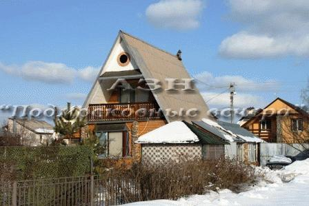 Новорижское ш. 14 км от МКАД, Степановское, Коттедж 120 кв. м - Фото 1