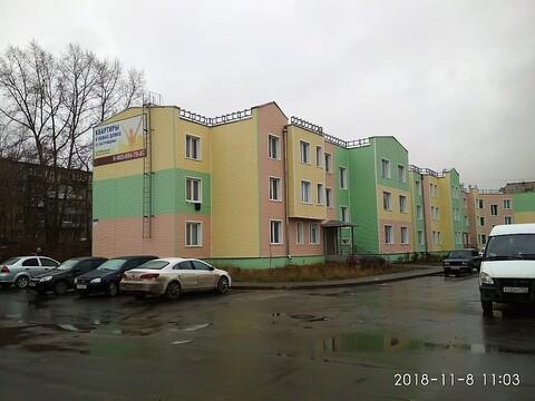 Продается 2-х комнатная квартира в новостройке город Кимры (Савелово) - Фото 1