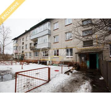 Продажа 3-к квартиры на 2/3 этаже в п. Шуя на ул. Советская, д. 4 - Фото 2