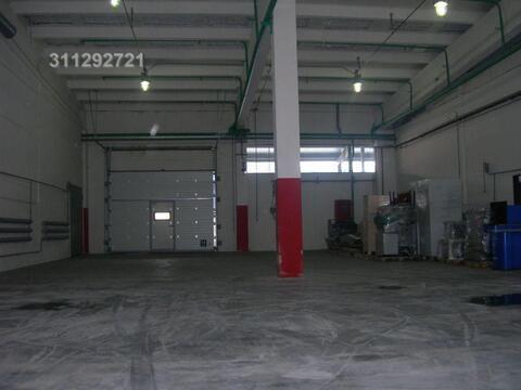 Отапливаемое складское помещение на 1-м этаже. Высота потолка 6 м. Нал - Фото 2