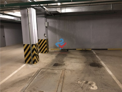 Подземный паркинг по адресу ул.Октябрьской революции д. 23а - Фото 3