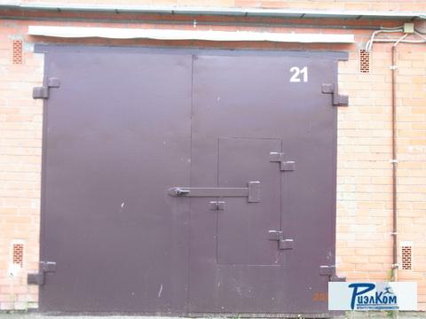 Продаю капитальный кирпичный гараж в центре города Новомосковск - Фото 2