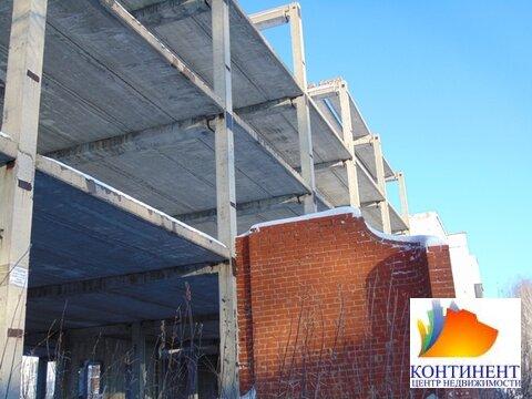 Объект незавершенный строительством 2500кв.м - Фото 1