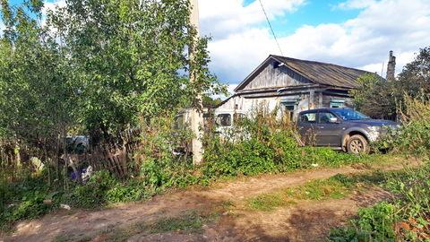 Дом с газом на 28 сотках у Озера, речки и леса, в 5км от пос.Заокский - Фото 4