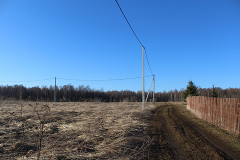 Участок 12 соток д. Новлино, Угличское направление 14 км. от Ярославля - Фото 2