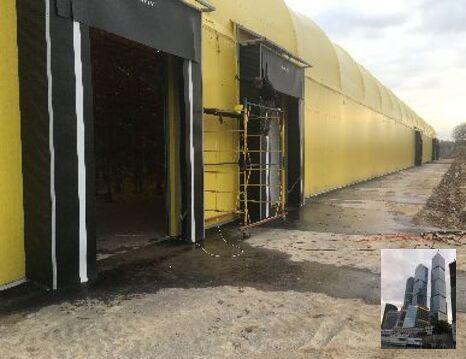 Сдается теплый склад обшей площади 4100 кв.м. - Фото 5