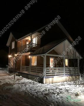 Симферопольское ш. 82 км от МКАД, Нижнее Шахлово, Дом 160 кв. м - Фото 2