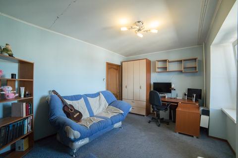 Продается видовая трехкомнатная квартира 67,3 кв. м - Фото 5
