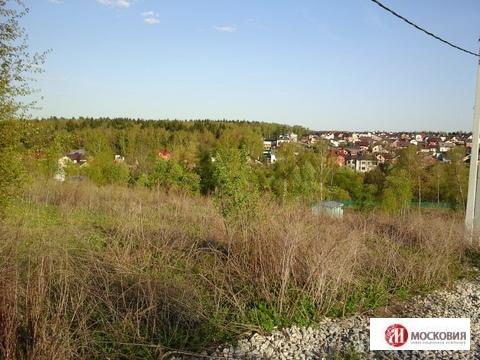 Земельный уч. 12 соток ИЖС, Н.Москва, 35 км от МКАД Калужское шоссе - Фото 2