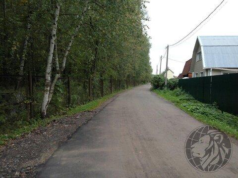 Участок в СНТ Василек 5,5 соток в черте г. Климовска. - Фото 4