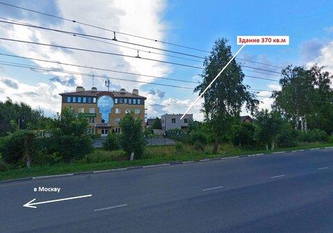 Административное кирпичное двухэтажное здание 370 кв.м в Иваново - Фото 1