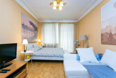 Апартаменты на Новом Арбате - Фото 1