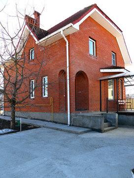 Продается 2-этажный кирпичный дом на ул.Богородицкая - Фото 1