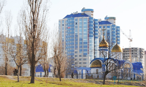 """Квартира-студия в ЖК """"Дуэт"""" - Фото 1"""