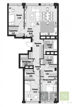 Продается квартира г.Москва, ул. Сущевский вал, Купить квартиру в Москве по недорогой цене, ID объекта - 321336280 - Фото 1