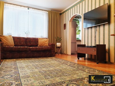 Сдается впервые 3 комнатная квартира 86 кв.м у метро жулебино - Фото 5