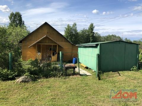 Дом в д. Большие Новишки, на берегу, баня - Фото 3
