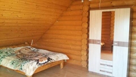 Сдается 2-х этажный деревяный дом 220 кв.м. д. Шилово, Боровский район - Фото 5