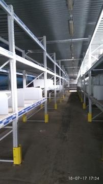 Сдается теплое складское помещение 330м2, 1эт, ул. Салова 46 - Фото 5