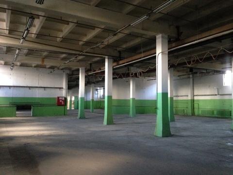 Аренда производственного помещения 1300 кв.м. в Зеленограде - Фото 2