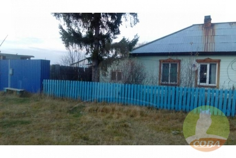 Продажа дома, Боровлянка, Белозерский район - Фото 1