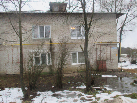 Судогодский р-он, Головино п, Радужная, д.1, 2-комнатная квартира на . - Фото 1