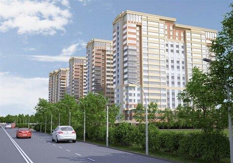 Однокомнатная квартира на Проспекте Строителей, в нов.доме, - Фото 4