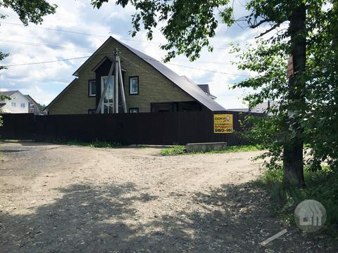 Продается коттедж с земельным участком, п. Мичуринский, ул. Садовая - Фото 1