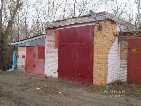 Продажа гаража, Омск, Улица 1-я Красной Звезды - Фото 1