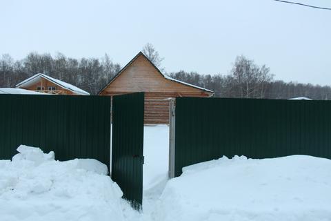 Г.Домодедово, СНТ «Ведищево», дом 120 м2, недострой. 6 сот. - Фото 4