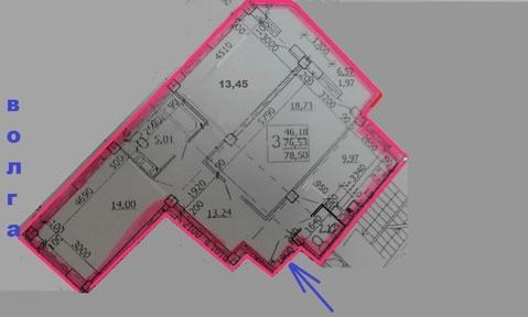 3х комнатная квартира на 7 просеке, новый дом - Фото 2