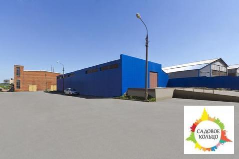 Помещ. под склад, теплый 384 м. и холодный склад 200 м, выс. потолка- - Фото 1