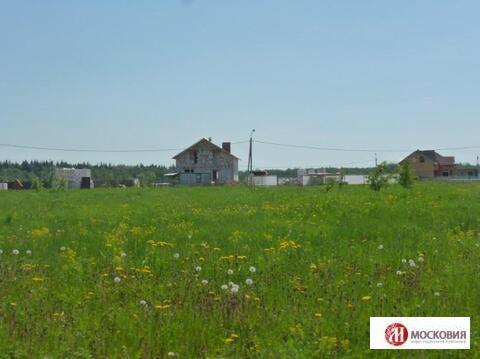 Участок в котеджном поселке - Фото 3