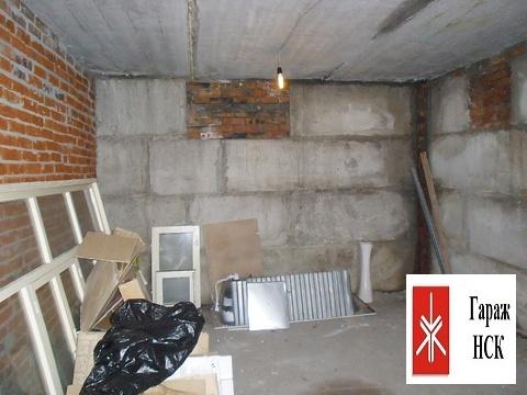 Продам капитальный гараж в Бердске ГСК Волна. 5 минут от остановки. - Фото 2