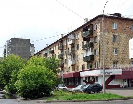 В центре Красноярска продается торгово-офисное помещение 90 кв.м - Фото 1