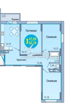 Продажа квартиры, Ижевск, Ул. Кунгурцева Е.М. - Фото 4
