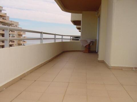 Трехкомнатные апартаменты на набережной города Кальпе - Фото 5