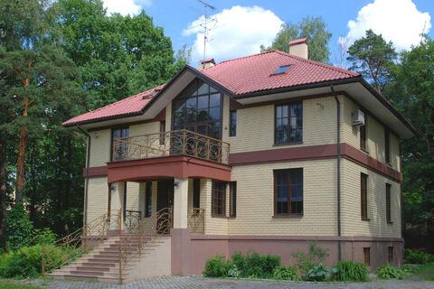 Продается коттедж 541 кв.м на участке 40 соток Салтыковка (Балашиха) - Фото 1